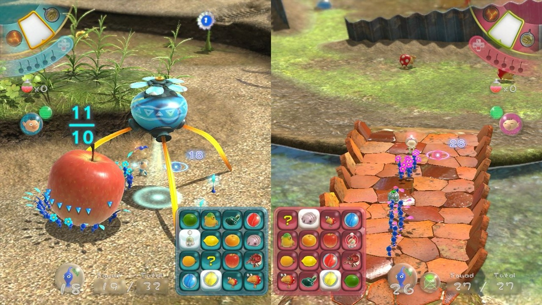 Pikmin 3 Review Plant A Seed Polygon