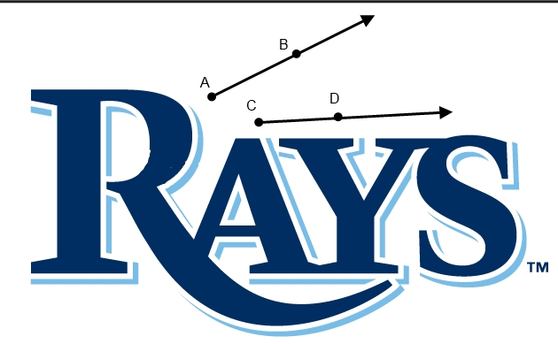 Tampa Bay Rays Logo Free Coloring Pages