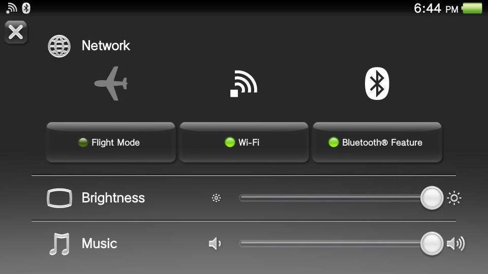 Подробности обновления 2.60 для PS Vita
