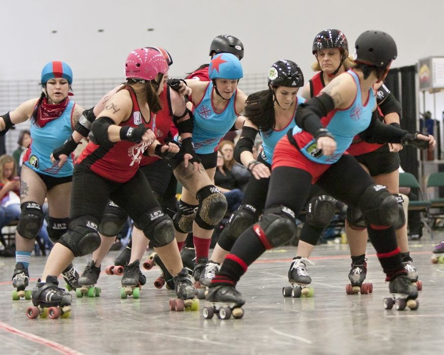 The rise of roller derby - SBNation.com