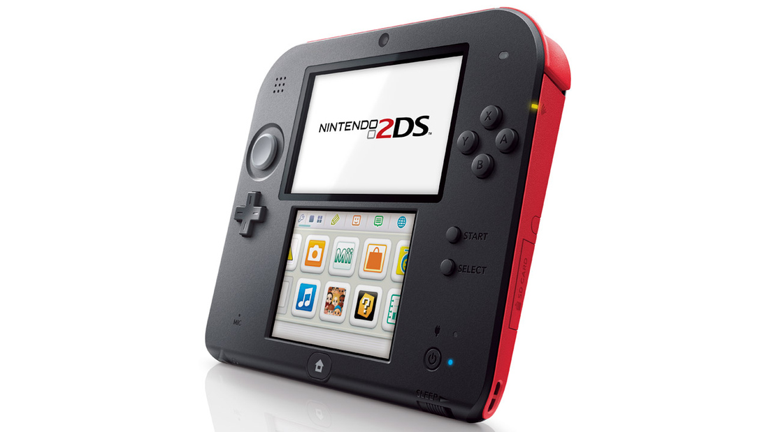 Here's how the Nintendo 2DS compares to the 3DS - Polygon
