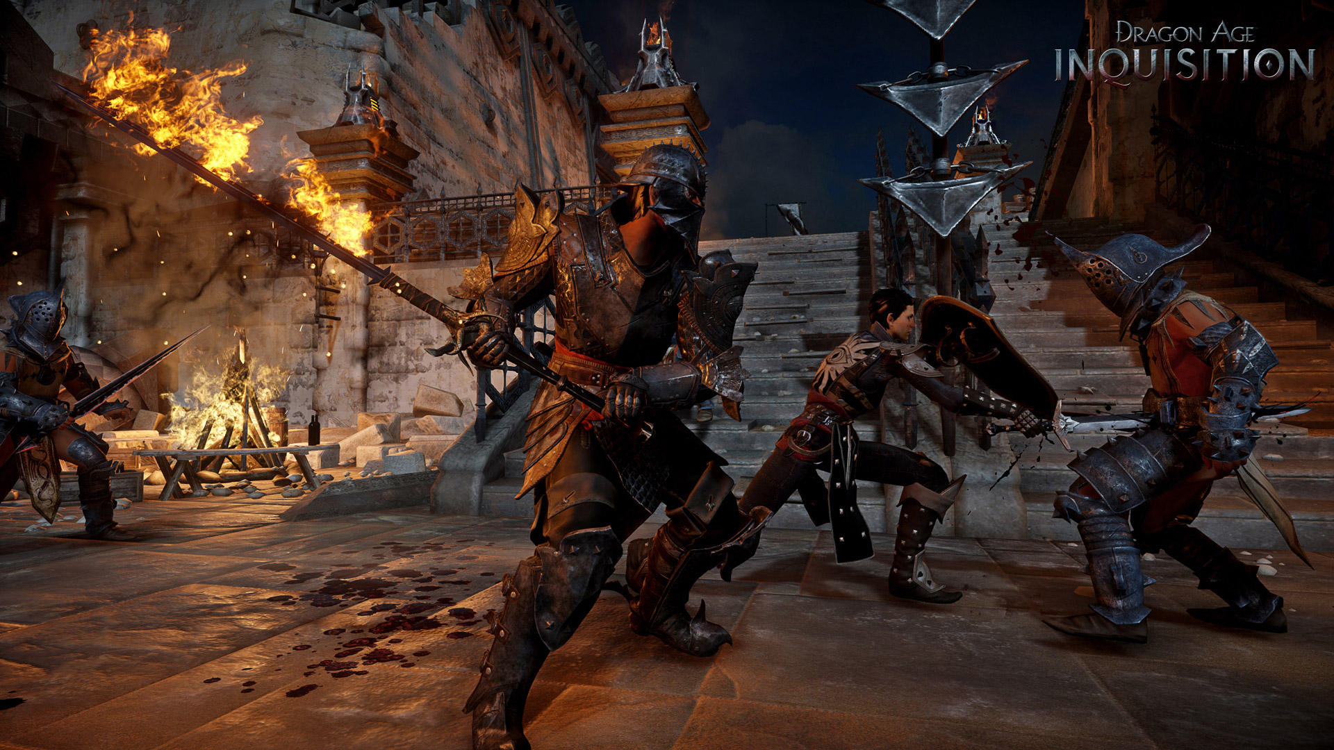 Dragon Age Inquisition Brings Playable Qunari Keeps And Greater Control Polygon We have a new outfit! polygon