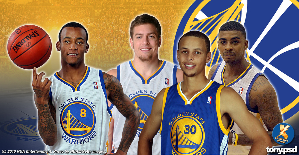 new arrival bdec7 2a9d5 GSoM's 2010-2011 Golden State Warriors Preview: A new ...