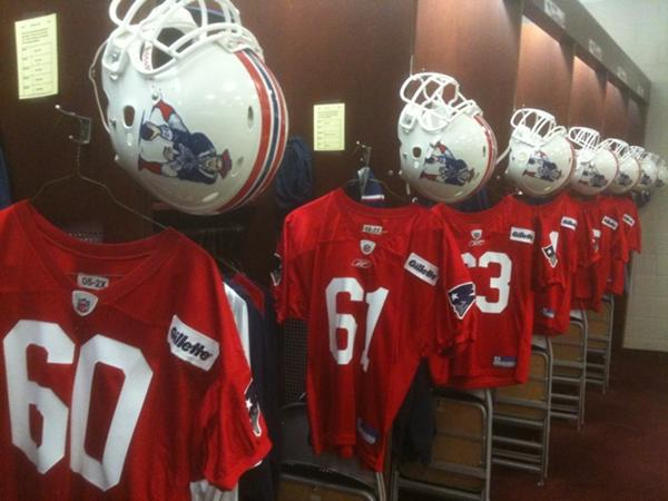 best service 5785d 95375 PHOTO: Patriots To Wear 1985-Throwback Uniforms Against ...