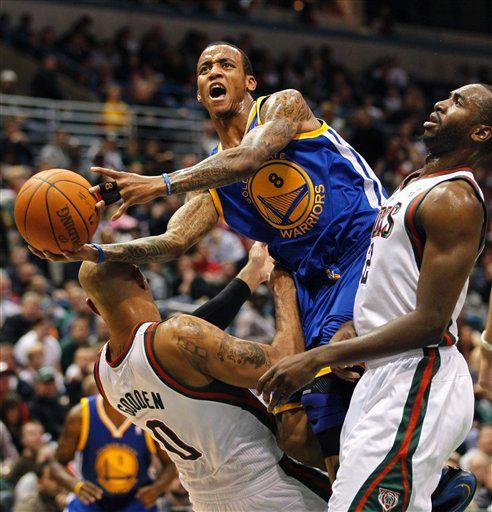 Recap #10: Golden State Warriors 72, Milwaukee Bucks 79