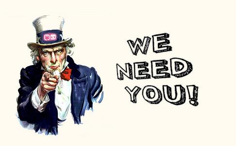 Clip Art Uncle Sam Needs You