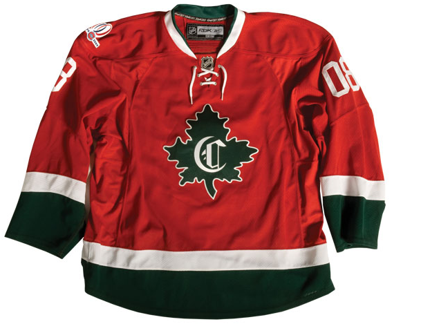 lowest price 5d43e 66506 The Evolution of the Canadiens Jersey / The Origin of the ...