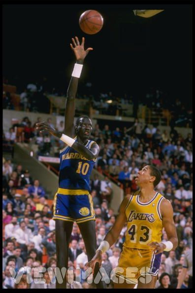 4051877f197a Manute Bol  1962-2010 - Golden State Of Mind