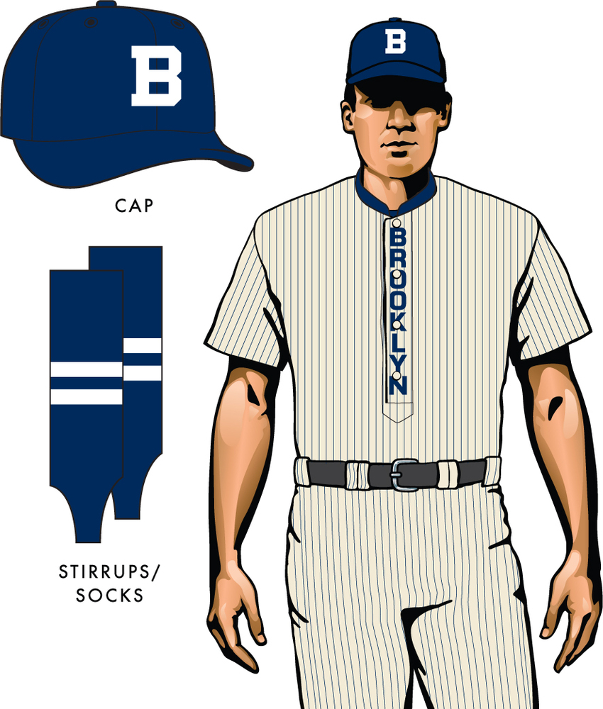 b31a82744334f Dodgers To Wear Throwback Uniforms For Six Games This Season - True ...