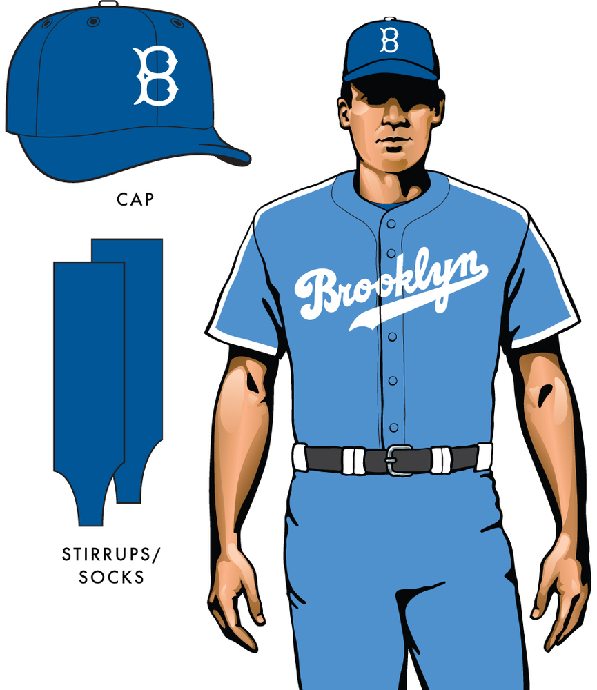 e6ad7178 Dodgers To Wear Throwback Uniforms For Six Games This Season - True ...