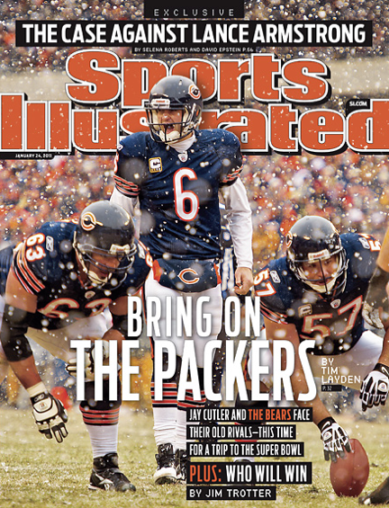 Hey Sports Illustrated Cover Jinx Stay Away From Chicago Teams Sb Nation Chicago