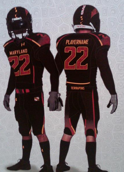 best service a0701 ecd84 Oregon of the East: Are These Maryland's New Football ...