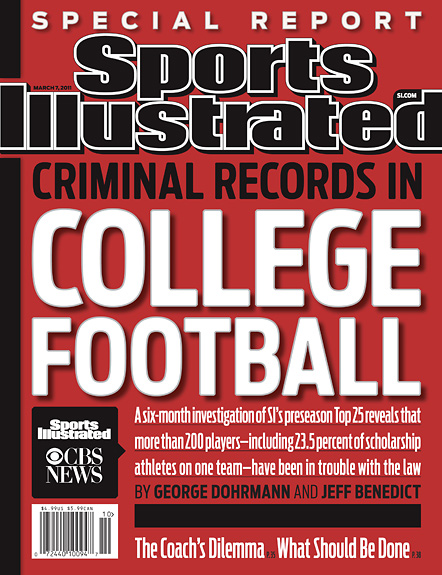 College football crime report prompts Boise State