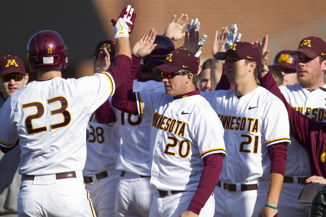 check out c96a0 76082 Gopher Baseball set to