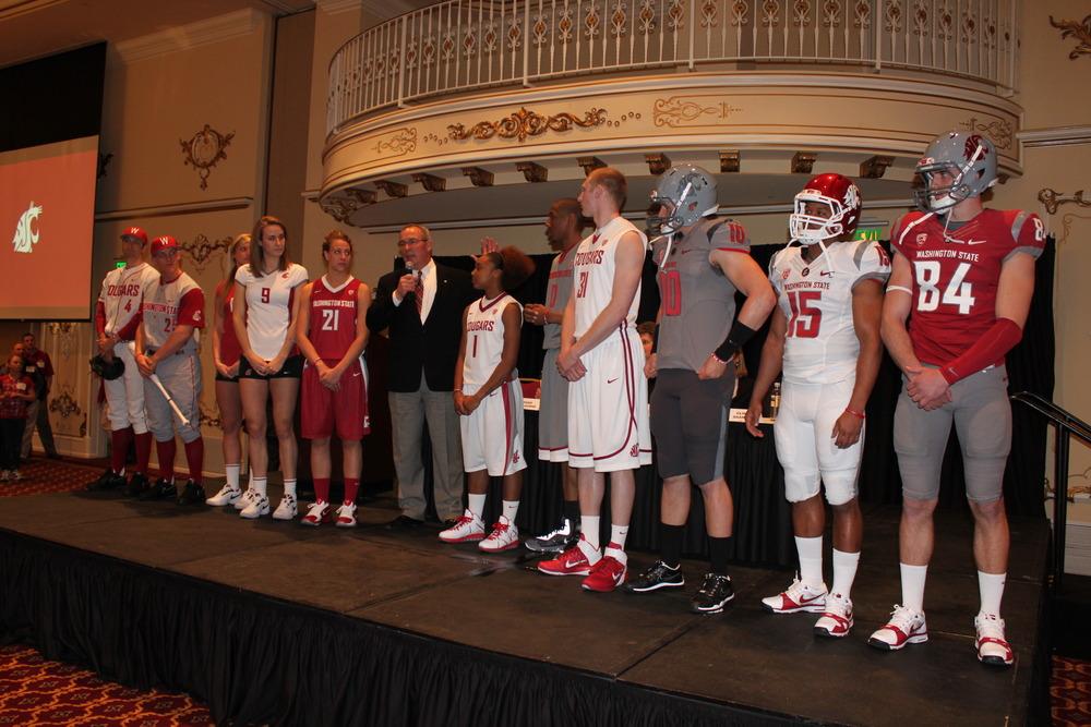Washington State Reveals New Uniforms For All Sports cf773e2e9