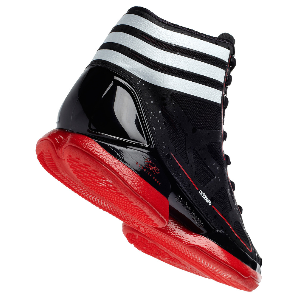 31128ddf421 2011 NBA Playoffs  Derrick Rose To Debut New Adidas Shoe - SB Nation ...