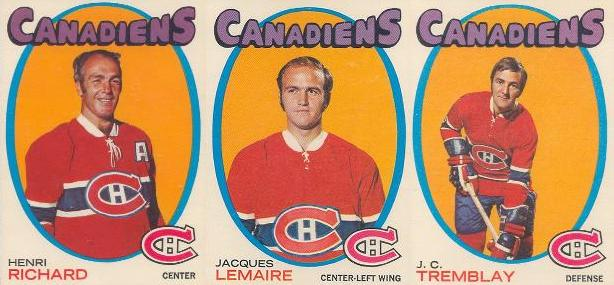 A Most Beautiful Valuable And Mint Rare Set Of Canadiens