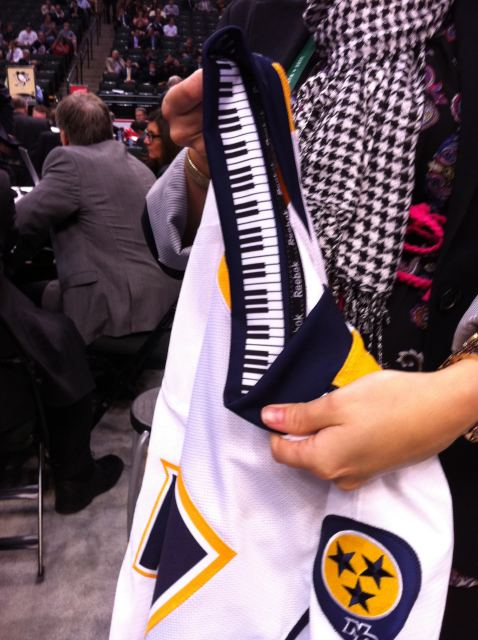 Nashville Predators Officially Show Us First Look At New Jerseys ... 0aab834ca