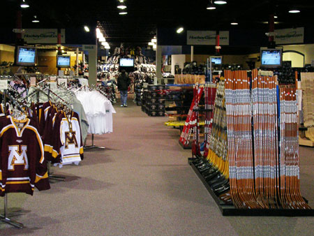 The Top Retailer for Ice Hockey and Roller Hockey Equipment. We sell more ice and inline hockey equipment from Bauer, Mission, CCM, RBK, Eagle, Easton, TPS.