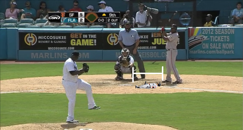 Santiago Casilla And The Worst Plate Appearance In Baseball