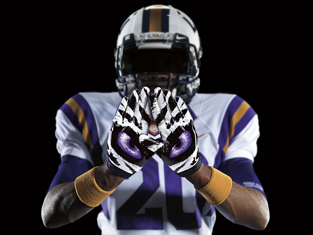 These New LSU Gloves Will Burn Themselves Into Your ...