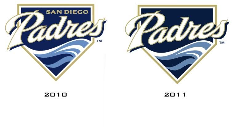 Padres swinging friar logo