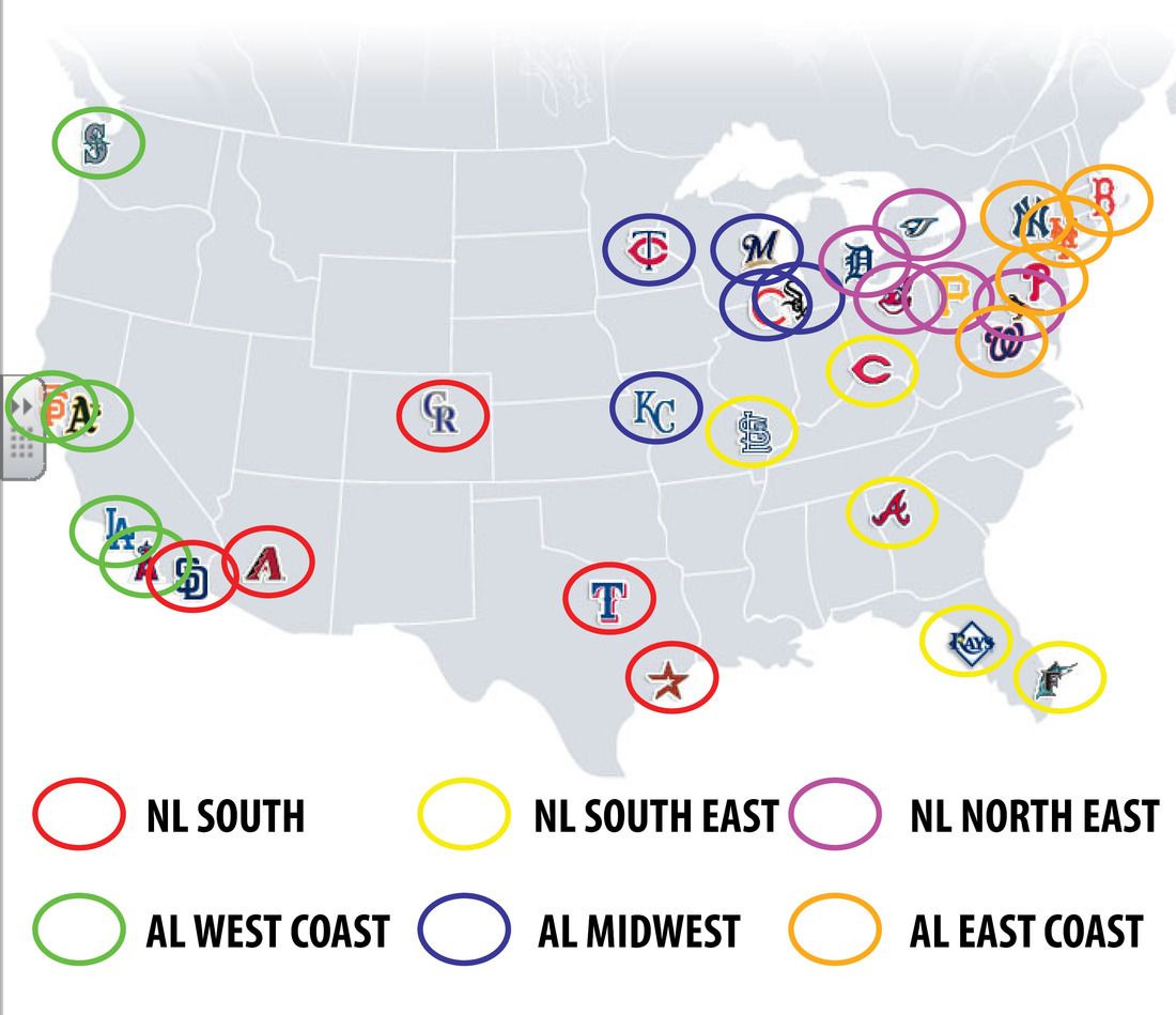 An Opening Gambit On MLB's Eventual Realignment - Twinkie Town