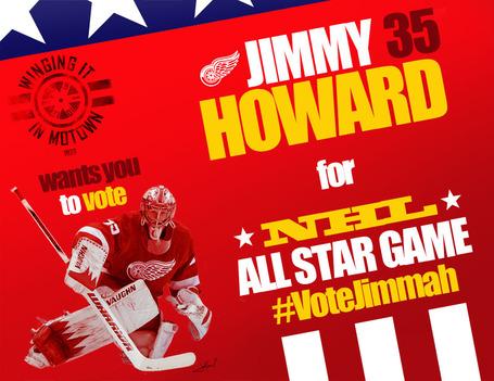Jimmy Howard All-Star