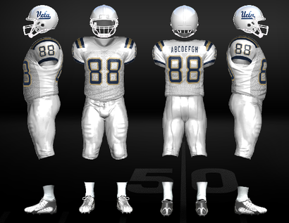 PHOTO  UCLA Football Mock Potential All-White Uniforms Vs. USC - SB ... faad90ea7
