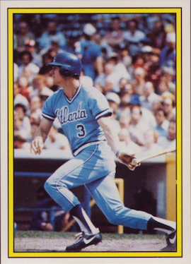 Five To Collect Dale Murphy Talking Chop