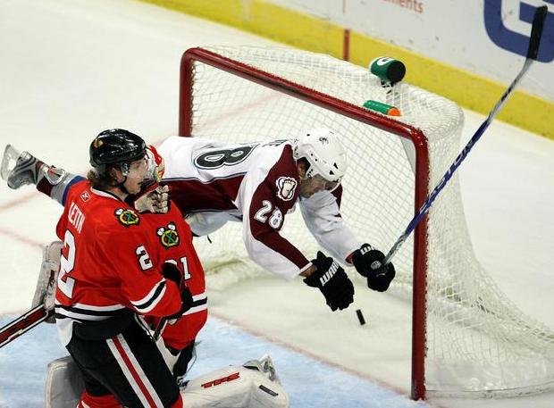 john zeiler hockey