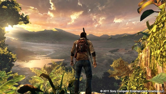 Playstation Vita Japanese Launch Game Impressions Uncharted