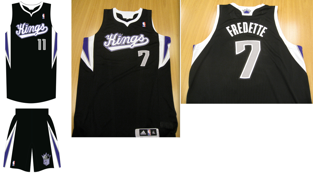 Kings Uniform 2