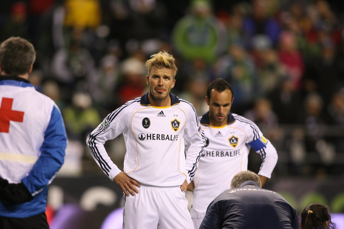 the latest c24aa 35a66 LA Galaxy Kit History - Home Kits - LAG Confidential