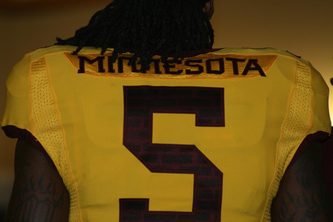 5463c4a92 gopher football jersey
