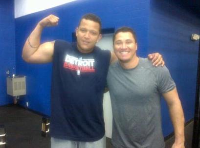 PHOTO: Miguel Cabrera Has Lost 20-25 Pounds - SB Nation ...Miguel Cabrera Fat