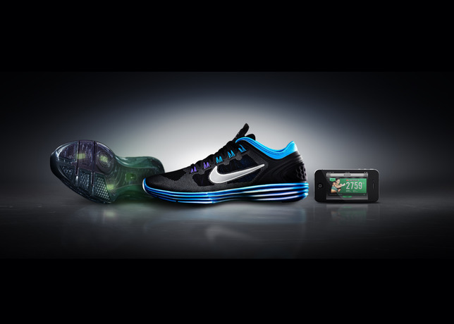 fc67ba185e07 Nike+ Basketball and Training sneakers track your game