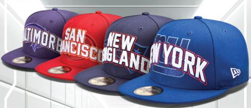 4aaf47a2775f56 NFL Draft Hats 2012: San Francisco 49ers Fans Get Sneak Peek At New ...