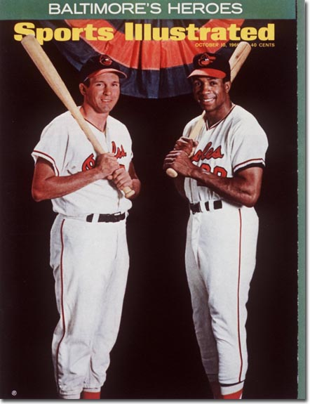 81a9212c18db1 Baltimore Orioles History  The Sports Illustrated Covers - Camden Chat