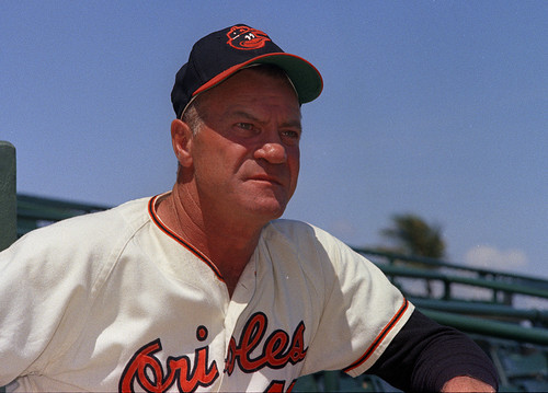 40443f97458 Baltimore Orioles Historical Manager Simulation Showdown 2K9 ...